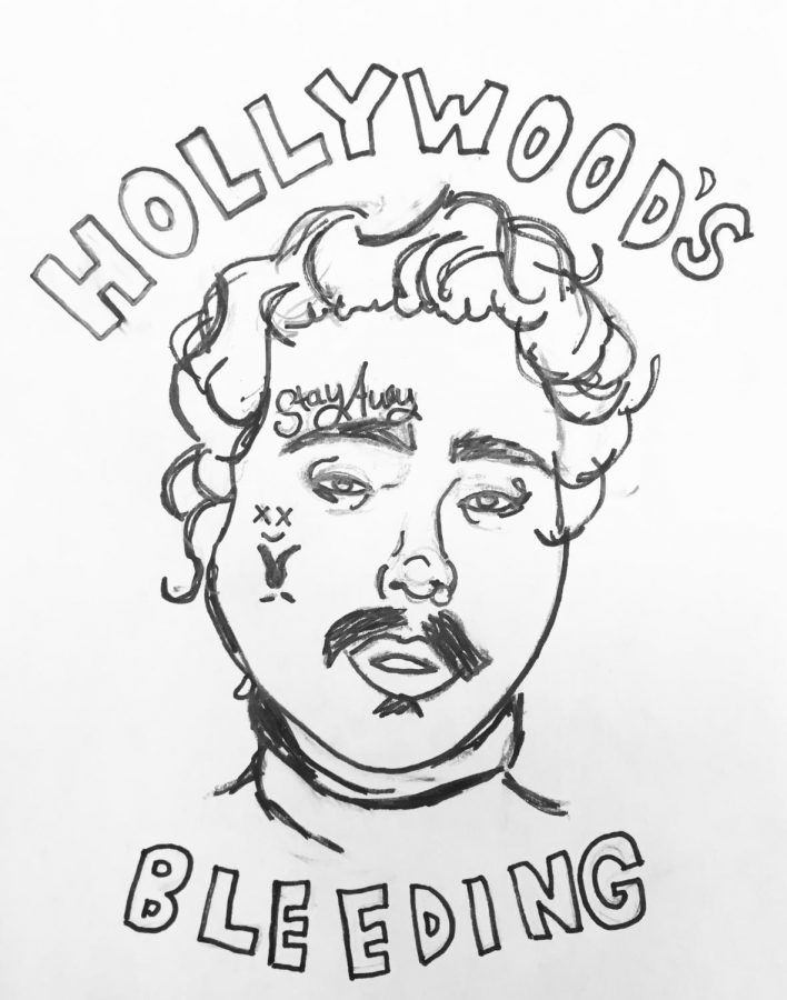 """""""Hollywood's Bleeding"""" by Post Malone Album Review"""