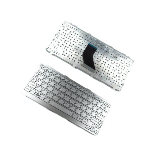 TOSHIBA Satellite NB520 Laptop Keyboard SILVER (free