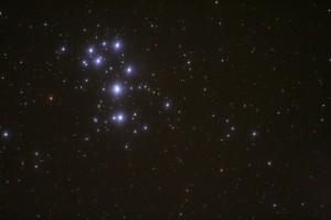 M45 Les Pleiades