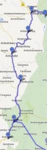 itineraire hautes terres madagascar