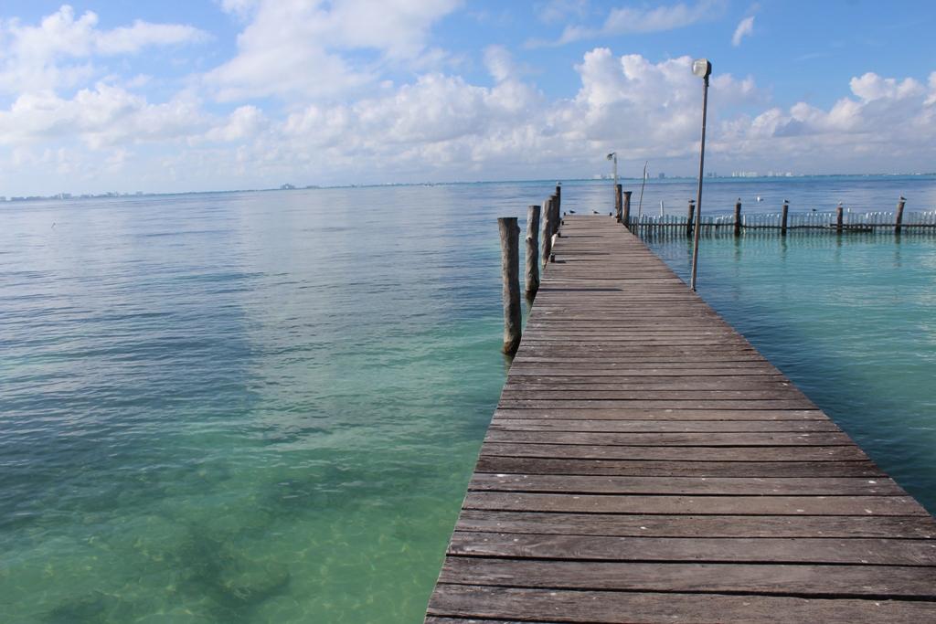 Isla Mujeres molo