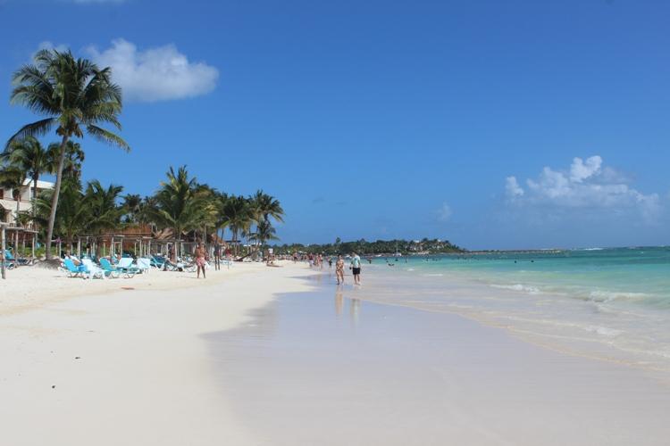 Plaża Akumal