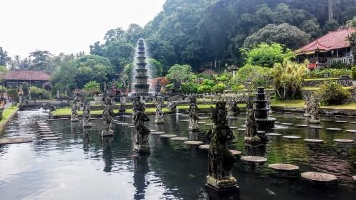 Bali ogordy Tirta Gangga