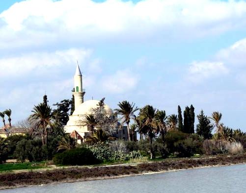 meczet hala sultan tekke