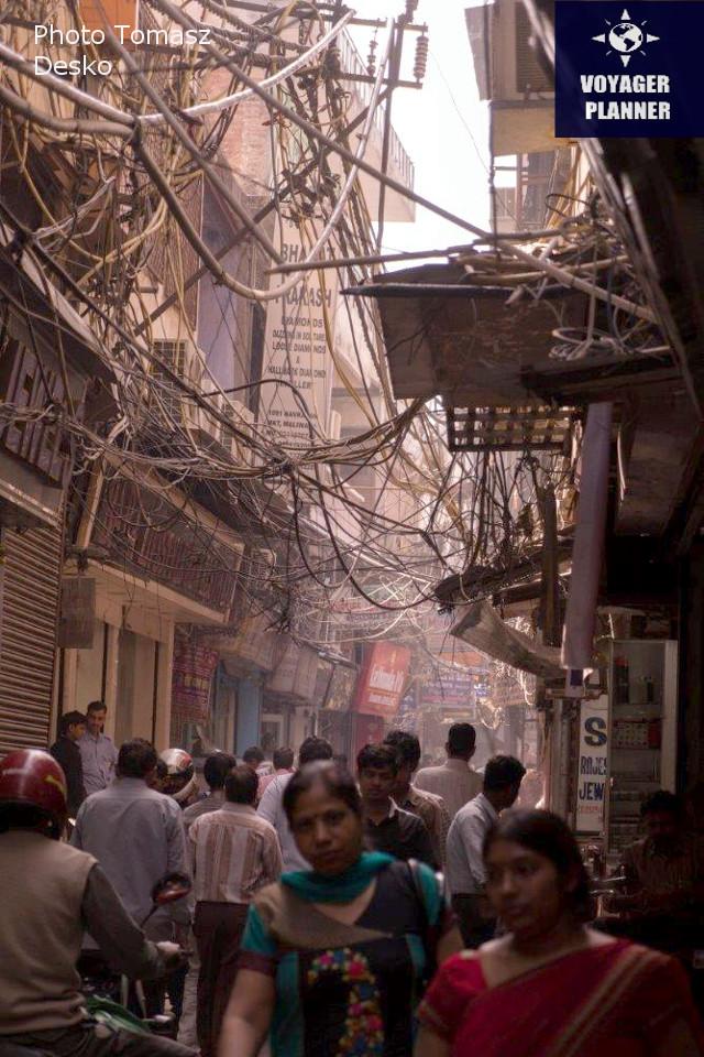 ulica Delhi