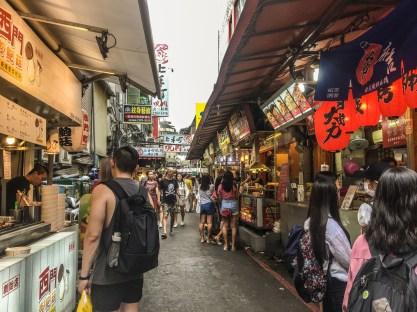 Visiter Taipei en 4 jours et voir le quartier Ximending
