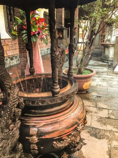 Visiter le temple Bao-An à Taipei