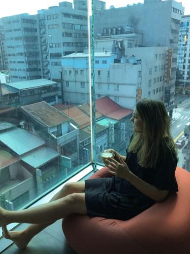 Les matins à Taipei