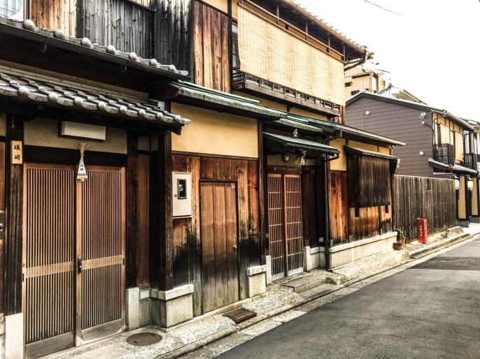 Visiter Tokyo et déambuler dans le quartier Gion