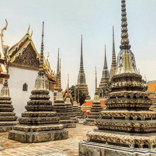 Visiter le Wat Pho de Bangkok