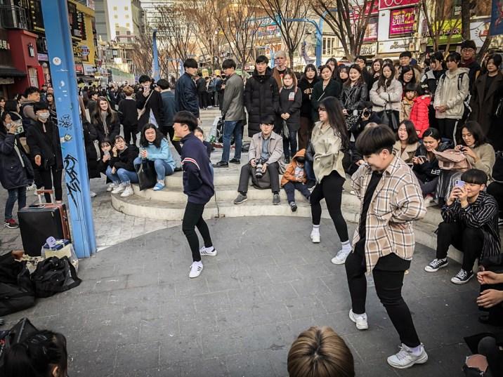 k-pop-hongdae