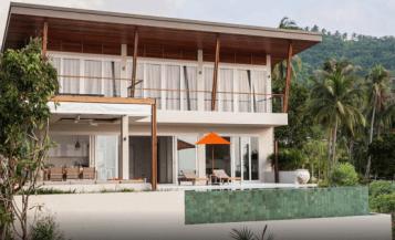 Dormir dans une villa de luxe à Koh Phangan
