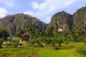 Vallée d'Harau à Sumatra