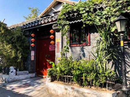 Que faire à Pékin : Visiter les hutongs