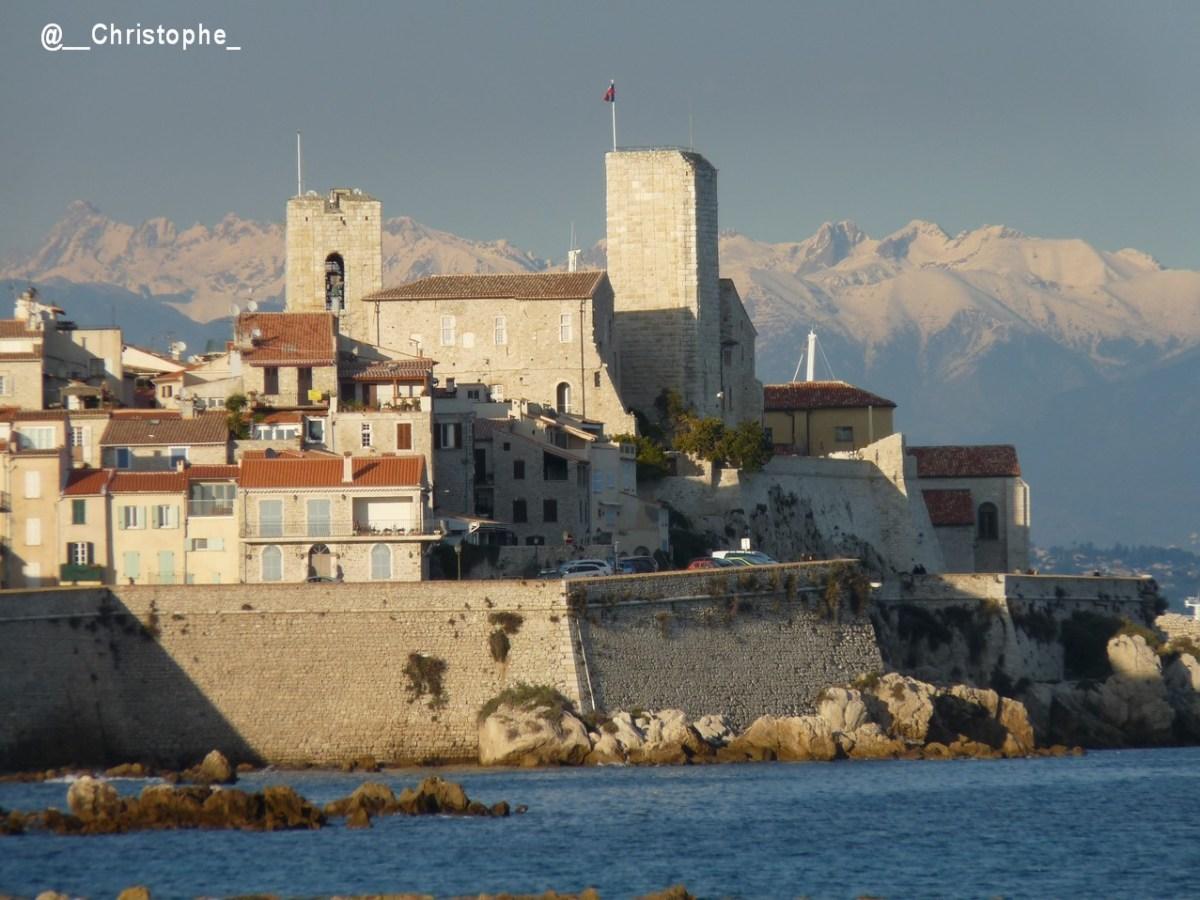 Antibes... le cœur de la Côte d'Azur