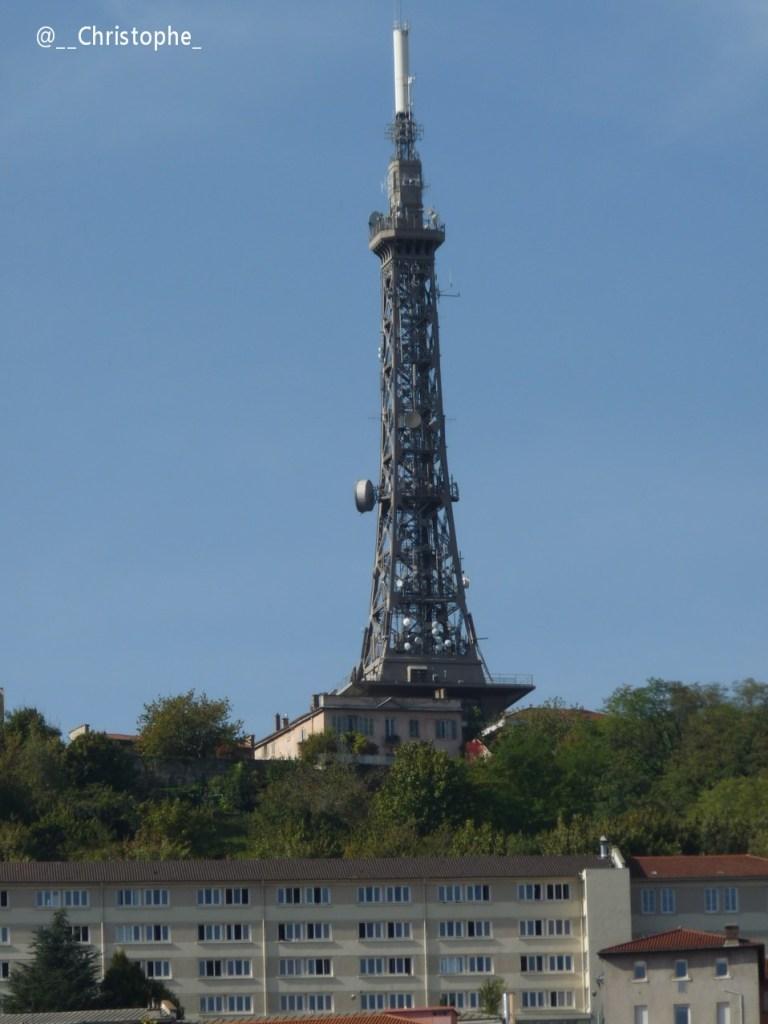 Lyon - la colline de Fourvière