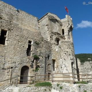 Cruas - le château des moines