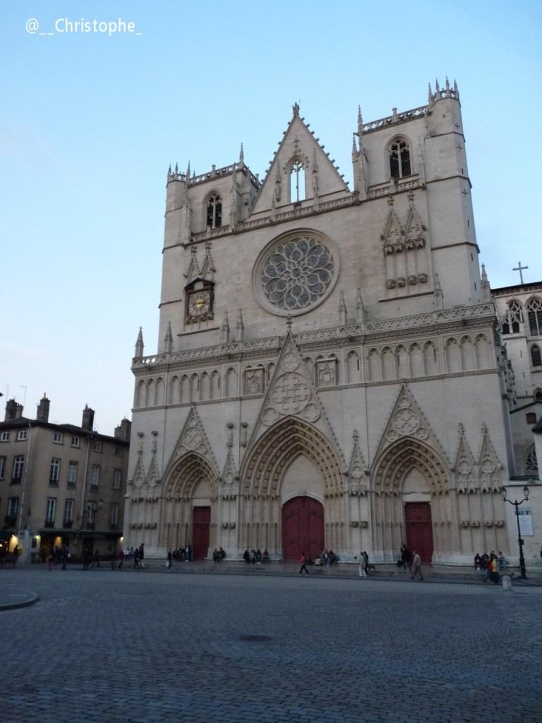 Primatiale Saint-Jean de Lyon