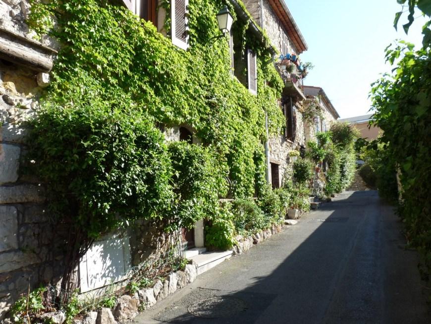 Antibes - quartier du Safranier
