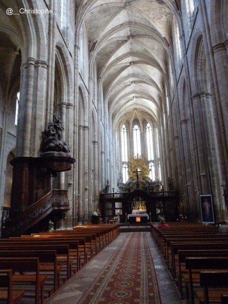 Basilique Sainte Marie Madeleine à Saint Maximin