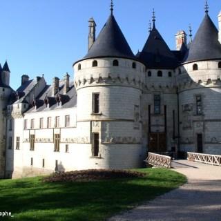 Château de de Chaumont sur Loire