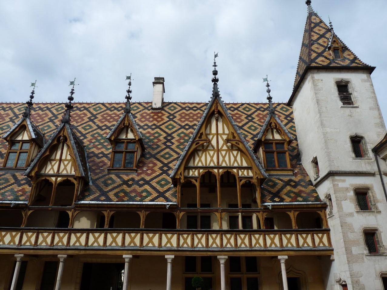 Hôtel Dieu à Beaune