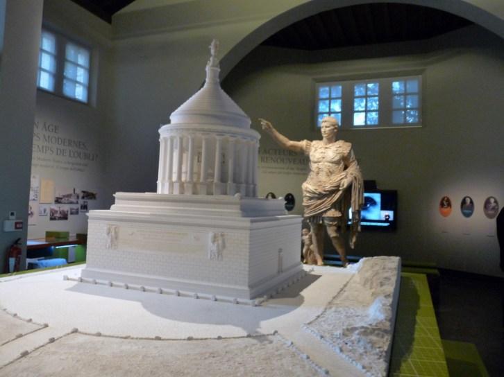 Musée du Trophée d'Auguste