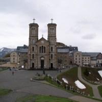 Notre-Dame de La Salette, un sanctuaire en montagne