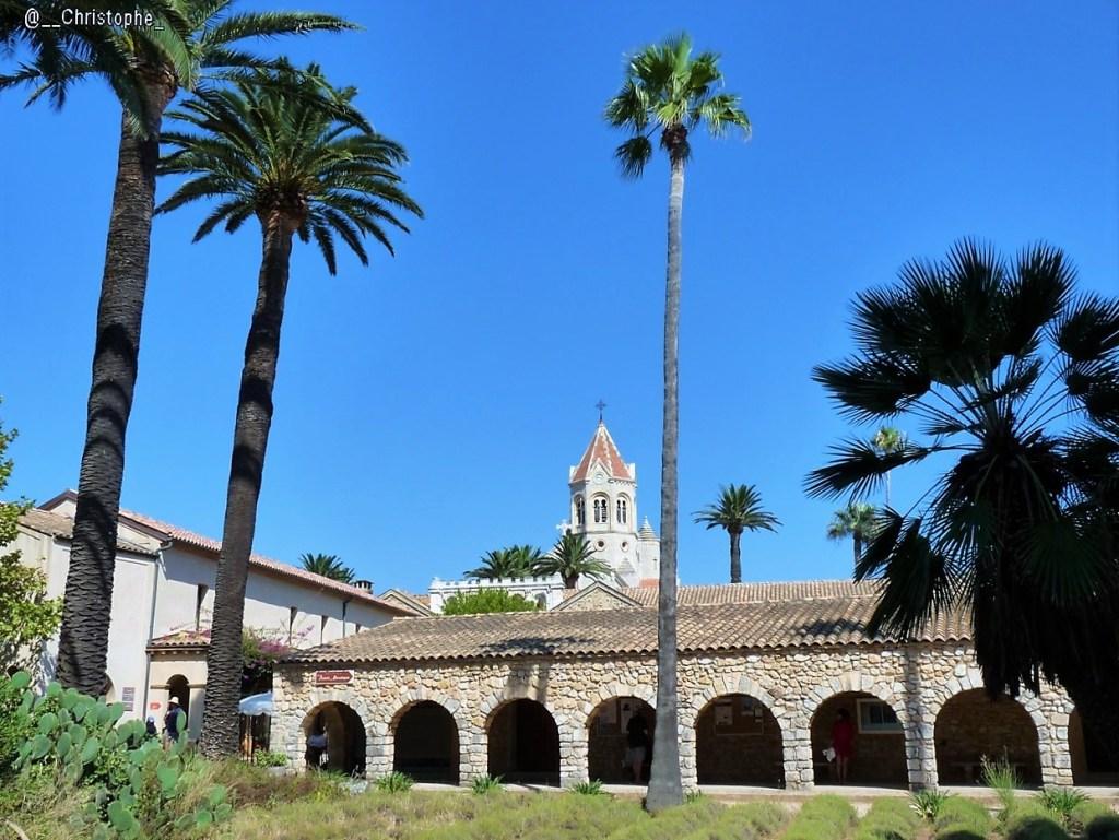 Monastère cistercien de Saint Honorat - Iles de Lérins