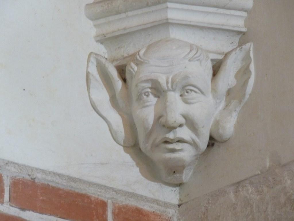 Les murs ont des oreilles - salle du conseil du château d'Amboise