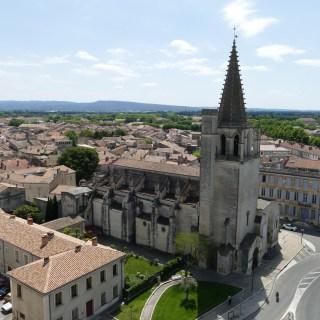 Collégiale Royale Sainte-Marthe à Tarascon