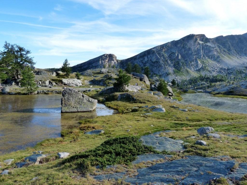 Lacs Jumeaux - vallon de Fontanalba