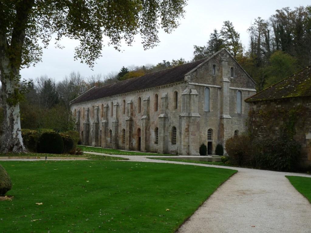 Abbaye de Fontenay - la Forge
