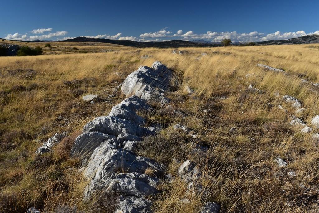 Plateau de Calern - des grands espaces