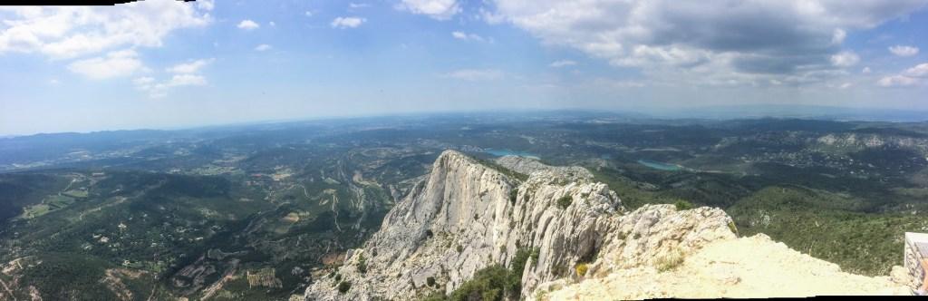 Montagne Sainte-Victoire 946m