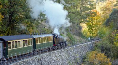 Voyages Jaccon | Train de l'Ardèche