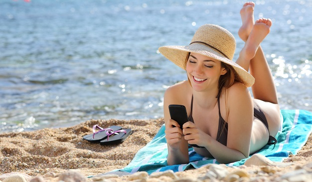 smartphone 4G etranger voyage dépassement data