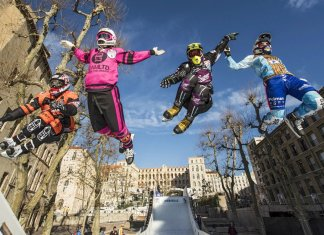 redbull crashed ice marseille-capital-sport-2017 copyrights : redbull