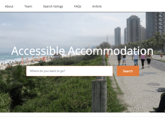 accomode airbnb pour handicap