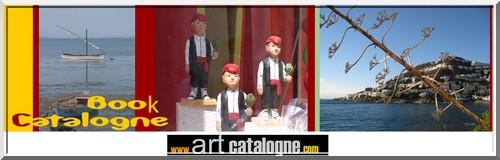 Cliquez pour découvrir le site Book Catalogne