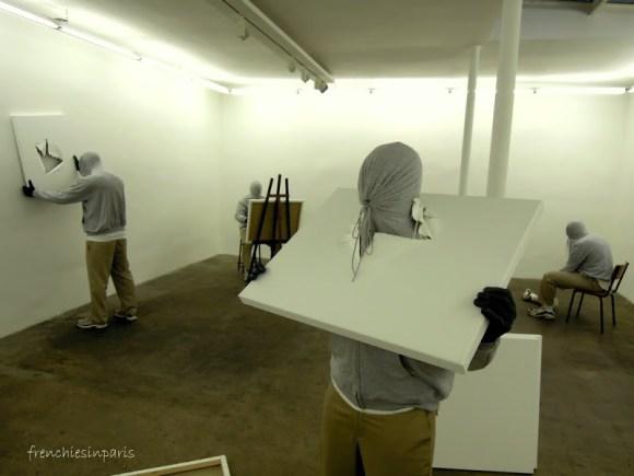 Expositions éphémères et cultures alternatives à Paris en 2013 14