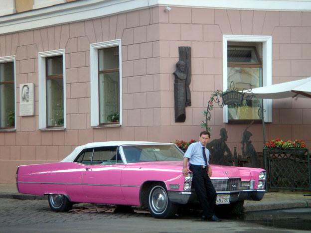 01f9e3ac5e limousine parme odessa Odessa ; un lieu traditionnel de villégiature de lélite russe en Crimée (Tourisme Crimée)