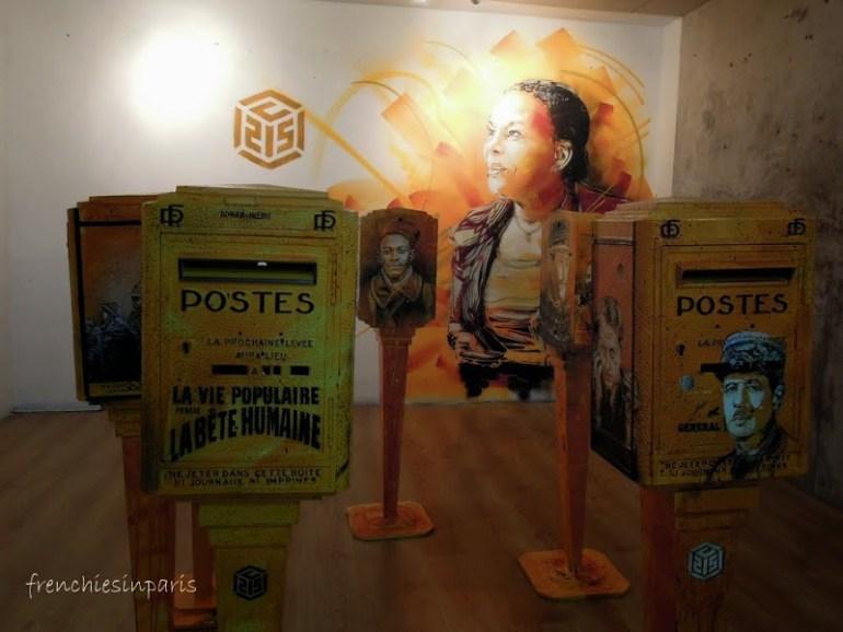 Expositions éphémères d'art contemporain à Paris en 2014 37