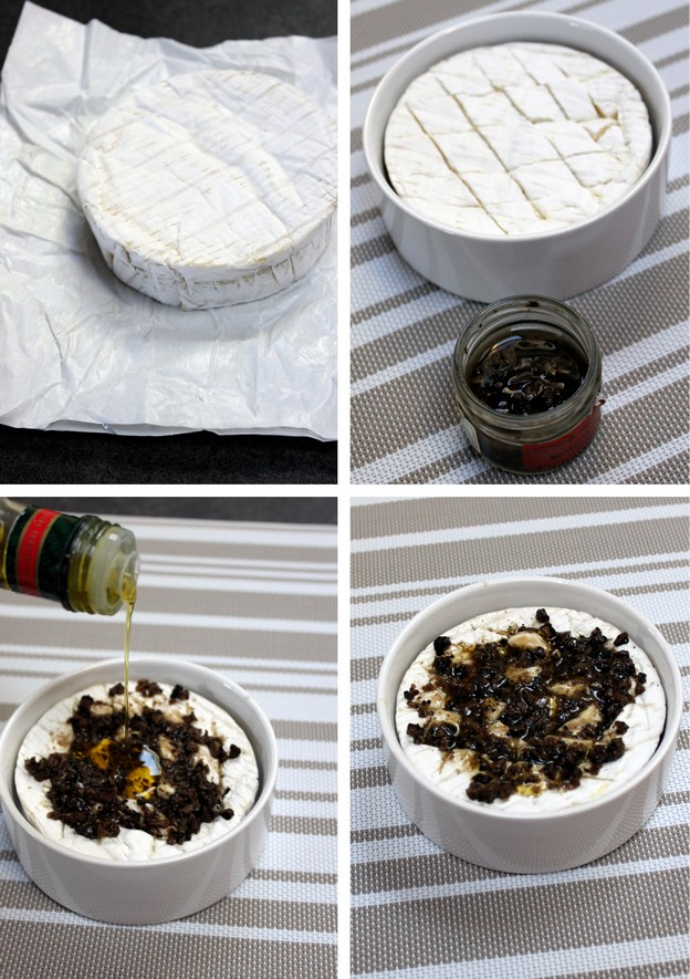 Cuisiner le Camembert chaud ; Recettes normandes simplissimes 3