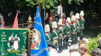 Hommage à Ludwig II, Louis 2 de Bavière, au lac Starnberg en Haute Bavière 19