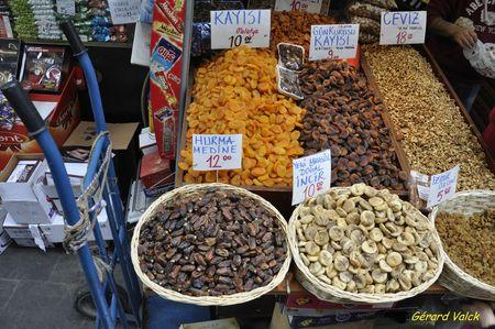 bazar egyptien épices istanbul