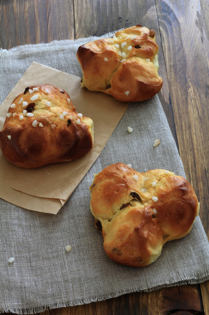 Osterpinze recette autrichienne brioche de Pâques