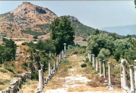 ephese efes turquie