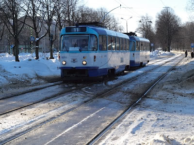 Transports en commun Riga : quel transport privilégier? 3