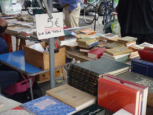 Shopping à Paris : la tradition des marchés de Paris 58